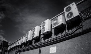 Air conditioning units are cooking cities