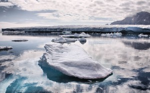 Surface melting is speeding flow of Greenland glaciers