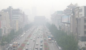 China to scrap six million cars in toxic smog drive